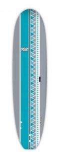 """Bic 8 Magnum. Pour les """"gros gabarits"""", cette planche flotte, cette planche se surf. Vous pourrez enfin avoir une planche qui n'est pas faite pour les personnes de moins de 75 kilos. https://www.bicsport.fr/surf/planches/produit/id-80-paint-super-magnum-2018.html"""
