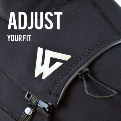 Adjust your Zip by Wildsuits