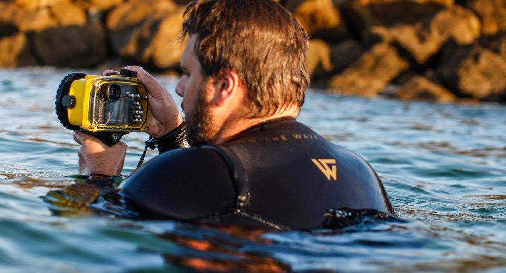 Andre hilario Wildsuits wetsuits fatos de surf e bodyboard