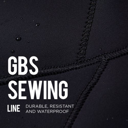 GBS (Glued and Blinded Stitches) - Wilduits wetsuits