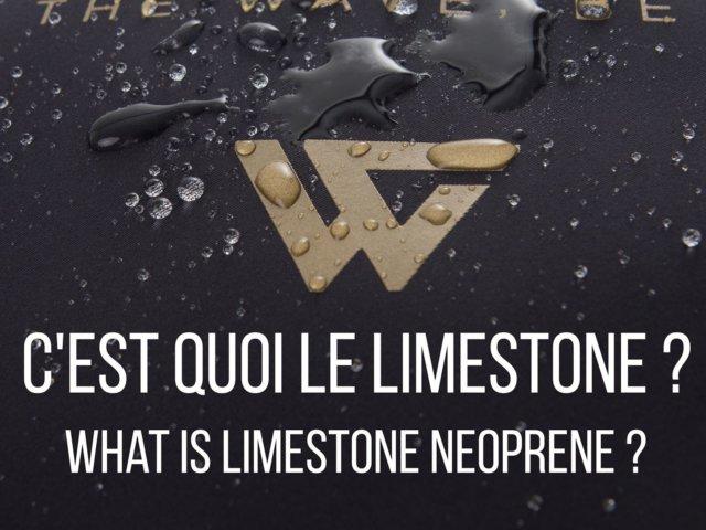 What is Limestone Neoprene Site internet