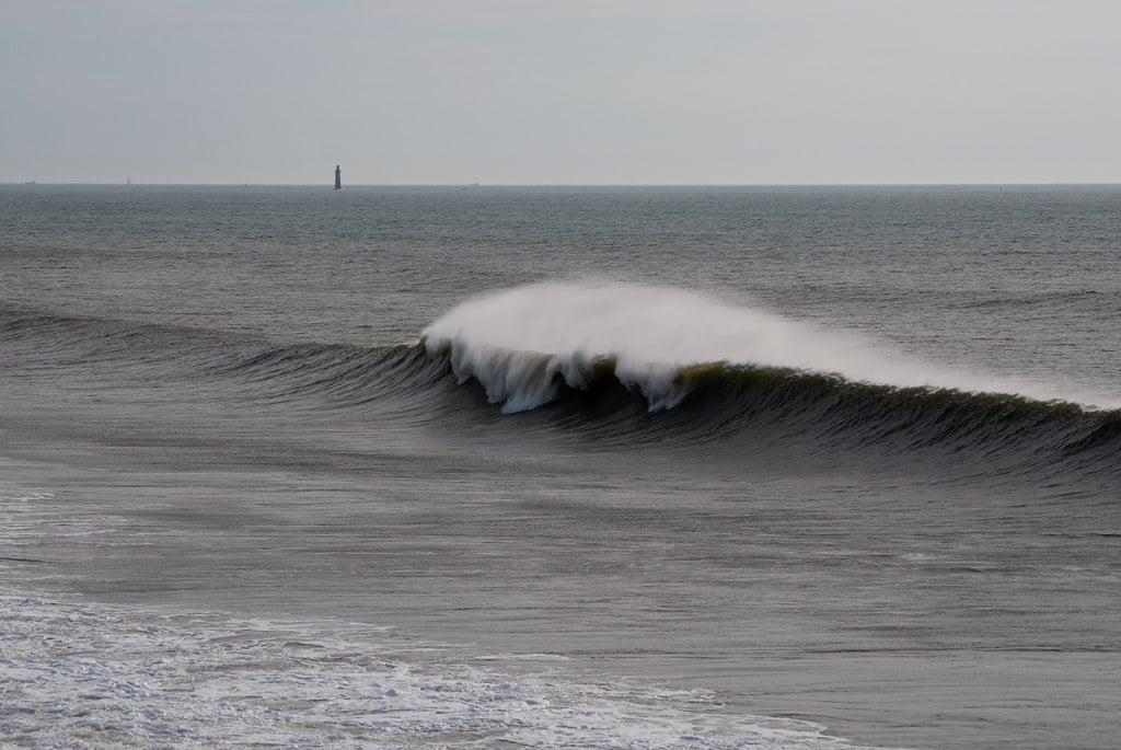 Surfing in Sauveterre