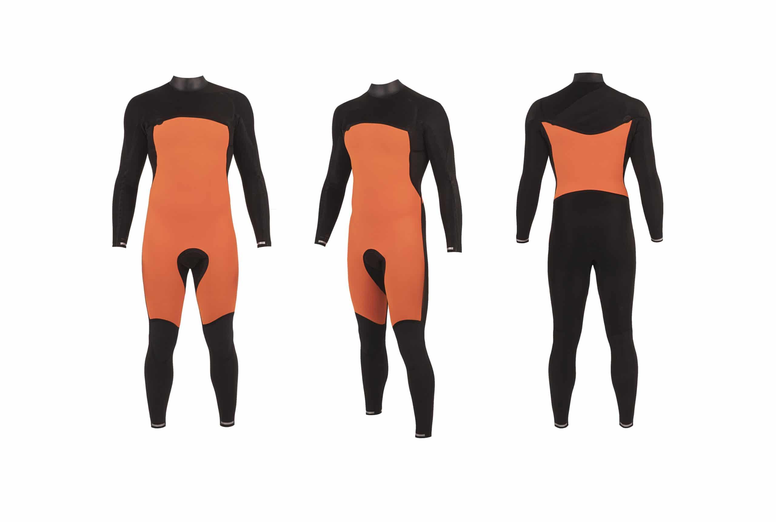 Intérieur Combinaison 3/2 mm Wildsuits