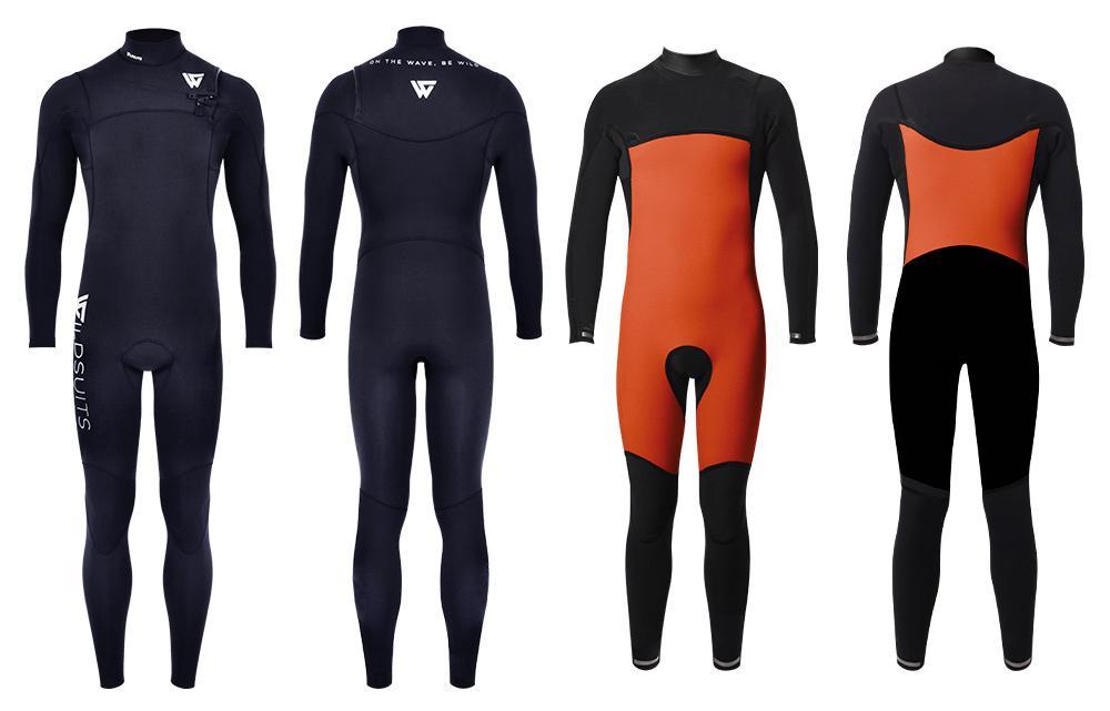 Combinaison Wildsuits 3/2 Édition 2020
