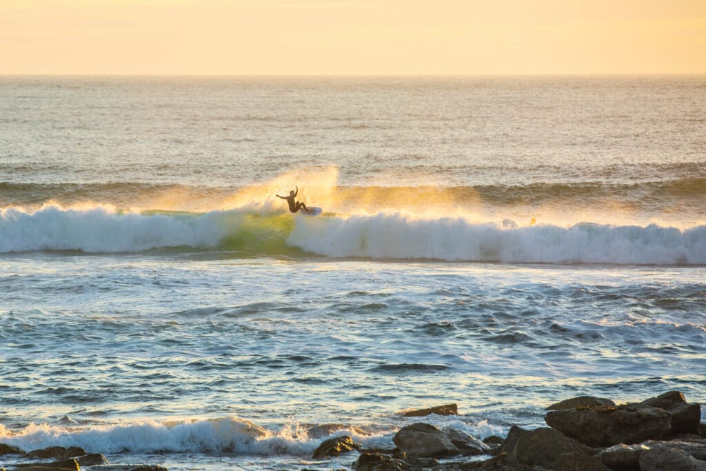 Surf in Cornwall