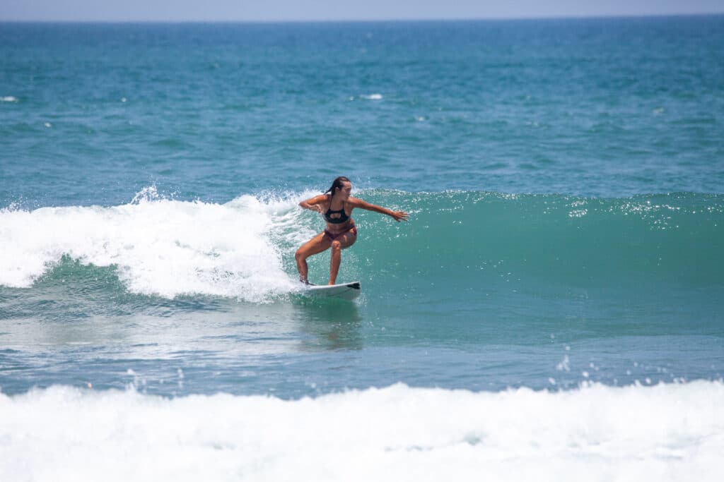 Surf à Bali