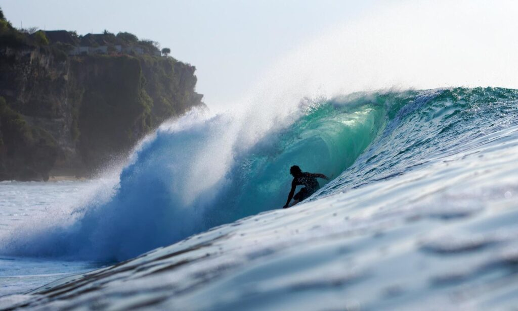 Surf à Bali - Balangan