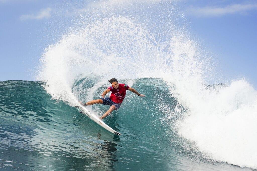 Surf à Keramas - Bali