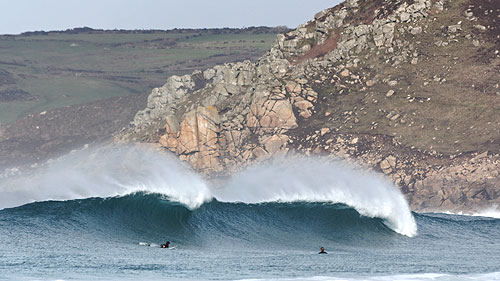 Surf In sennen - Cornwall