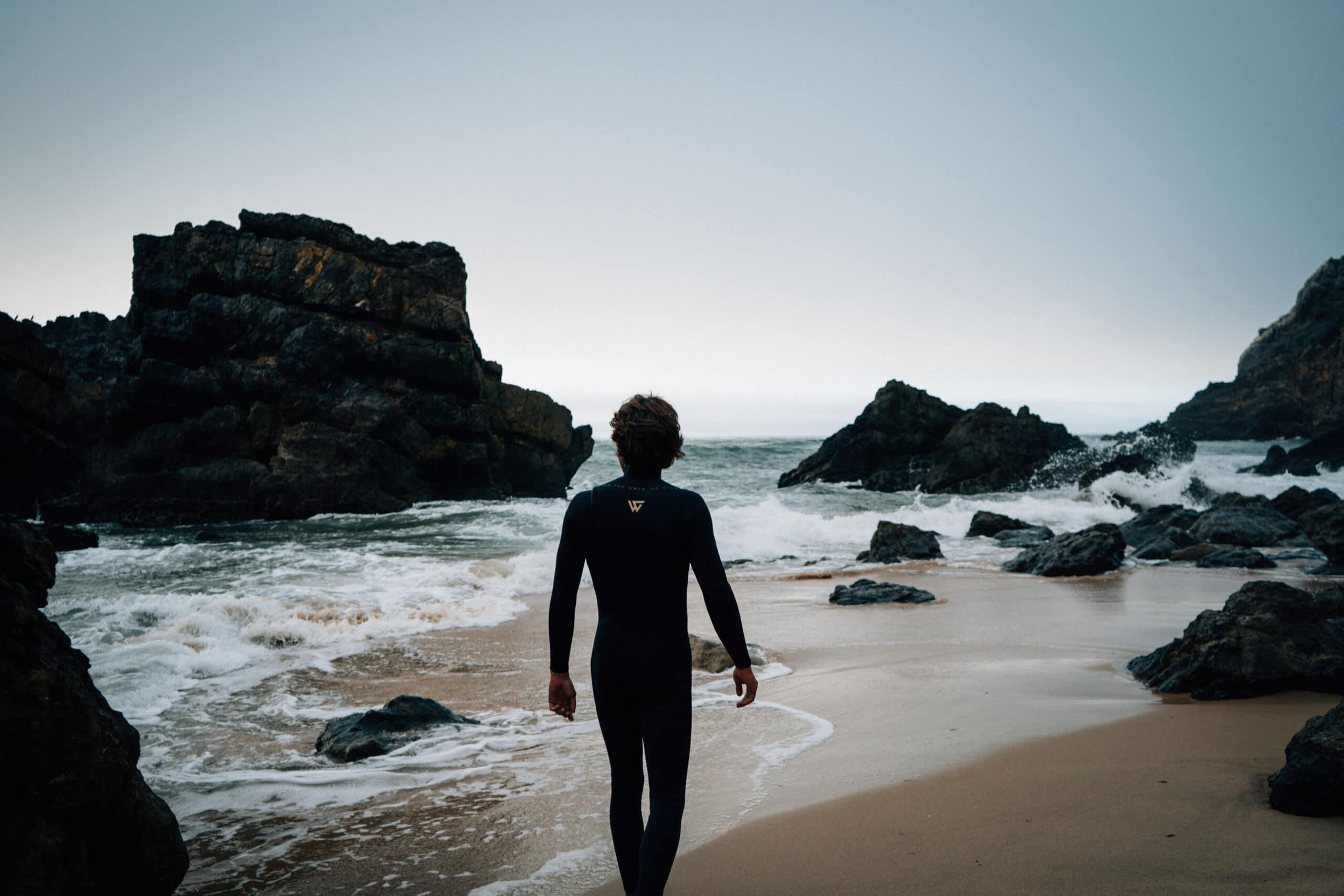 Combinaison surf écologique Wildsuits