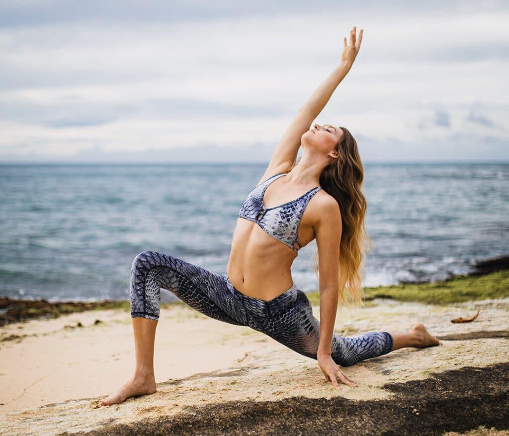Yoga affronter les defis