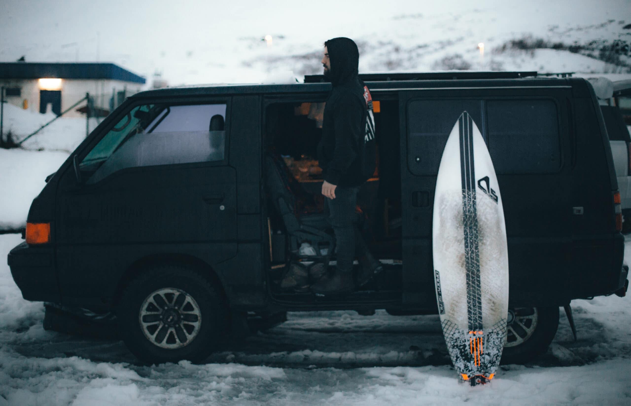 Meilleur souvenir de surf Islande