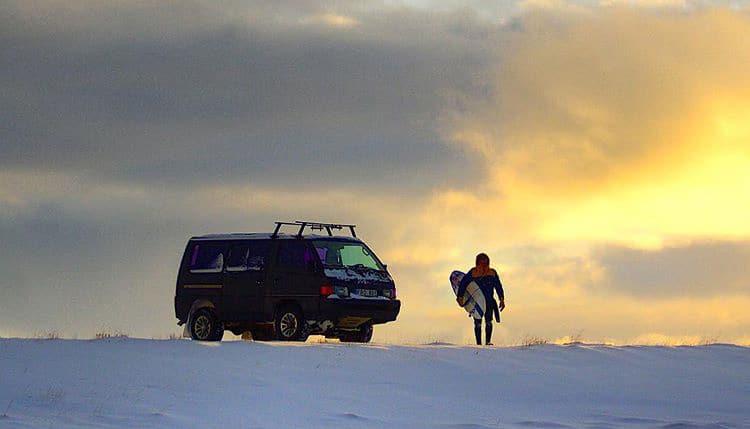 Paradis Surf Islande