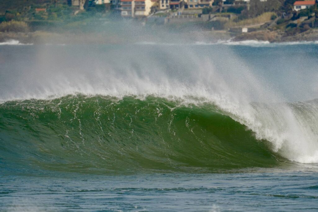Surf in Galicia