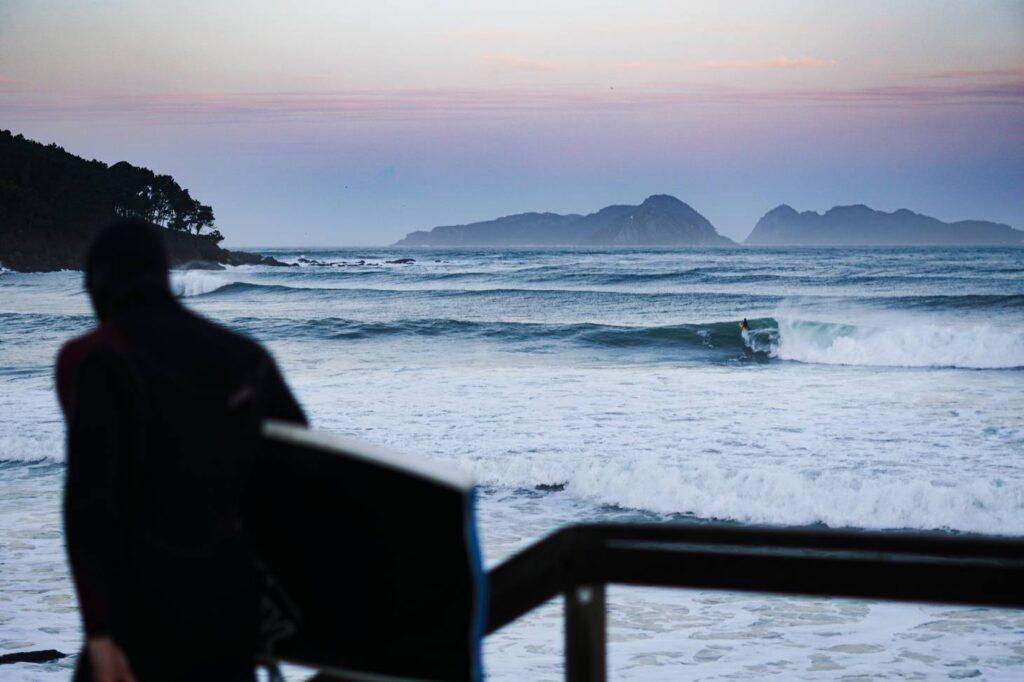 Surf Lanzada Galice