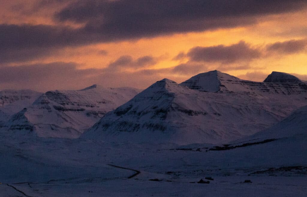 Iceland's Mountains