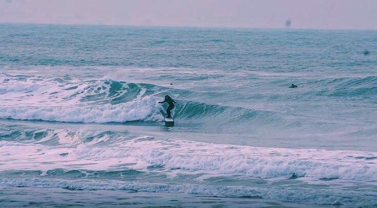 longboard surf au portugal