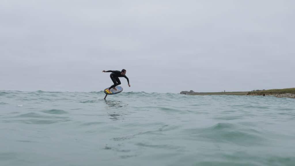 sécurité surf foil