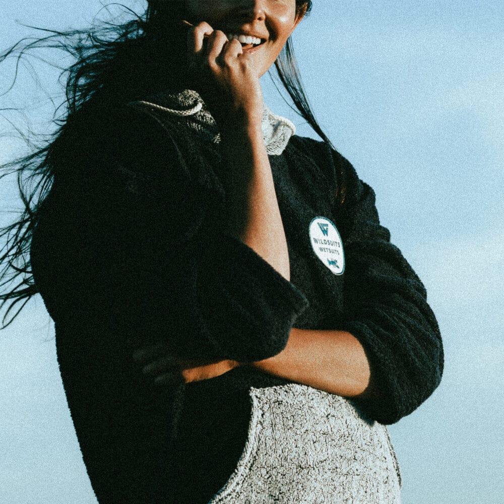 Poncho femme Wildsuits